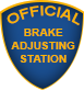 AAA Official Brake Station Logo