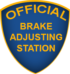 California Brake Adjusting Station