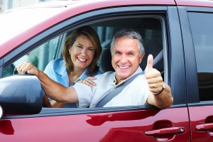 Smiling Auto Repair customers give us thumbs up review