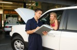 Vehicle Inspection by Performance Automotive for City Of Industry Customer