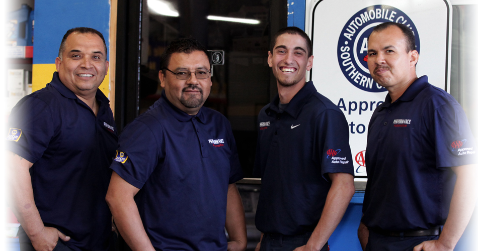Trust your car with Performance Automotive's Team of ASE-Certified Technicians