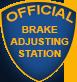 AAA Official Brake Station Logo