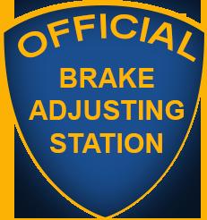 California Brake Adjusting Station