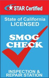 California Smog Check Inspection Station