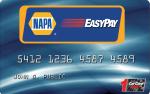 NAPA EasyPay Credit Card