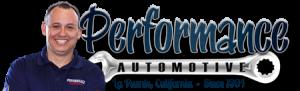 Performance Automotive, La Puente, Logo with Javier