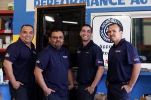 Performance Automotive Staff