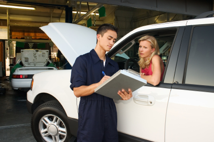 40 Point Preventative Inspection Preventative Maintenance