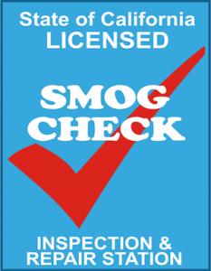 California SMOG Check Station